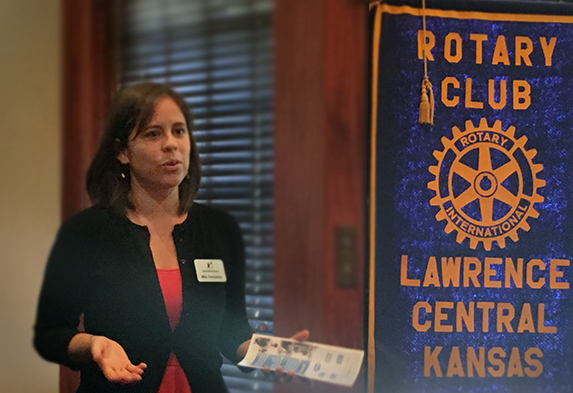 Mia Gonzales | Lawrence Central Rotary