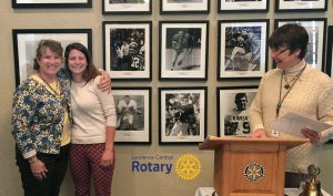Taryn Parillo | Lawrence Central Rotary