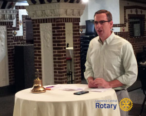 Patrick Miller KU | Lawrence Central Rotary